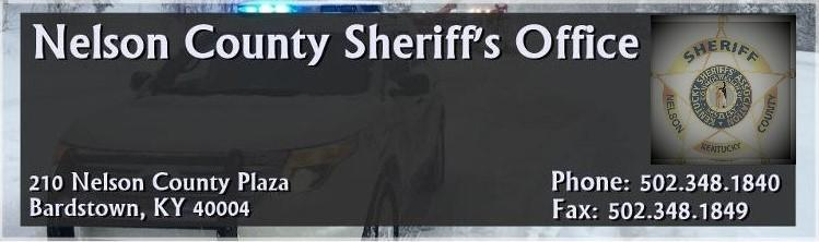 Nelson County Sheriff'